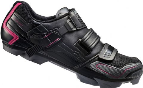 Shimano WM83 SPD Mtb Shoes Woman Black